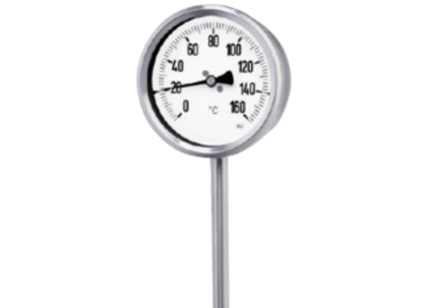 Gas-actuated thermometer LTSChg